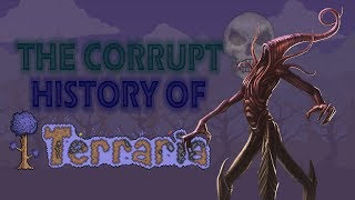 THE CORRUPT HISTORY OF TERRARIA || Lore Store