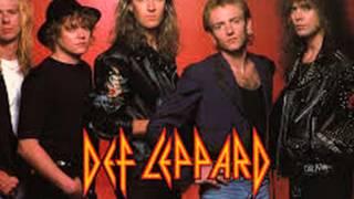 DEF LEPPARD BLOOD RUNS COLD . I LOVE MUSIC 70'S