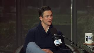 "Actor Jonathan Tucker Talks HBO's ""Westworld,"" Patriots, MMA & More with Rich Eisen"