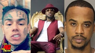 Yukmouth On Tekashi69 Firing His Team: He Snitched On His Former People That Robbed Him