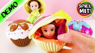 Cupcake Surprise Princess | SCHON WIEDER eine super süße Prinzessin im Kuchen | 2in1