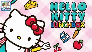 Hello Kitty Lunchbox - Prepare Your Own Scrumptious Lunch (iPad Gameplay, Playthrough)