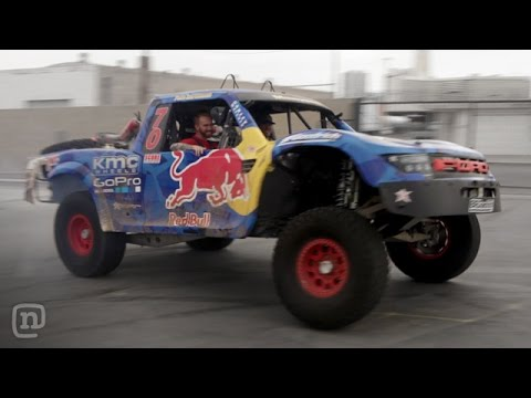 Menzies Las Vegas Off Road Truck Racing Empire Is Seriously Epic: Garage Tours W/ Chris Forsberg