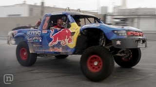 Menzies Las Vegas Off Road Truck Racing Empire Is Seriously Epic Garage Tours W/ Chris Forsberg