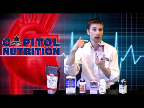 Video Best Supplements & Vitamins for Heart Health