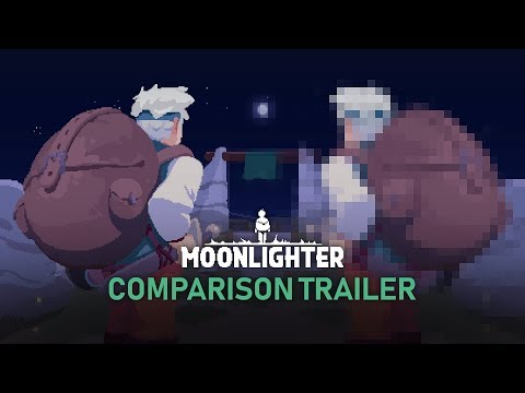 Moonlighter | Super Official Platforms Comparison Trailer (ESRB) thumbnail