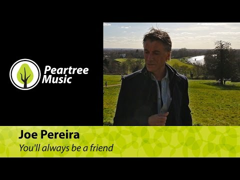 You'll Always Be a Friend - Hot Chocolate (Joe Pereira Cover)
