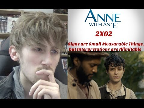 Anne With an 'E' Season 2 Episode 2 - 'Signs are Small Measurable Things' Reaction