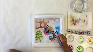 Gambar cover Batik Seahorse Painting