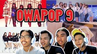 ORANG AWAM NONTON KPOP!!! Eps. 9 #OWAPOP
