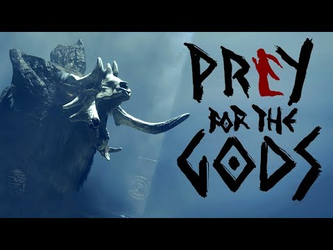Shadow of the Colossus-Inspired Praey for the Gods to Launch Early Access Today