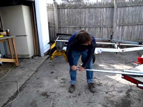 Πως να καμπυλώσετε μεταλλικές σωλήνες για τον σκελετό του θερμοκηπίου