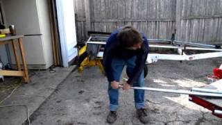 Hoop House - pipe bending