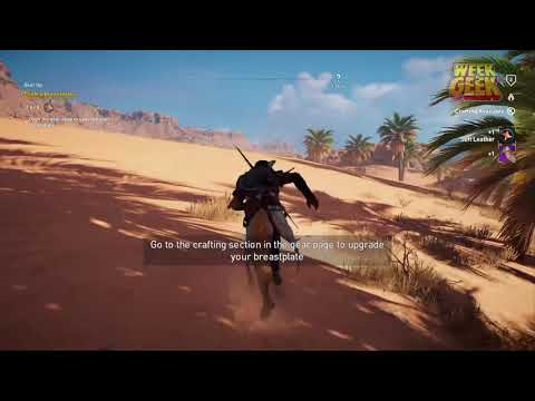 Assassin's Creed: Origins Exclusive Gameplay