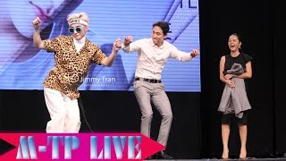 Sơn Tùng MTP & Hứa Vĩ Văn | Sexy Dance | Fan meeting | 05.07.2016