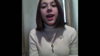 My Cover Of Forever Love By Anna Nalick