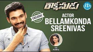 Actor Bellamkonda Sai Sreenivas Exclusive Interview || Talking Movies With iDream