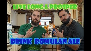 Strongest Cocktail in the World | Star Trek Romulan Ale Recipe
