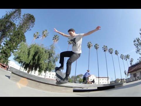 [SKATE] Hollenbeck Skate Plaza w/ Vanessa Torres, Lacey Baker, Annie Guglia and Savannah Headden
