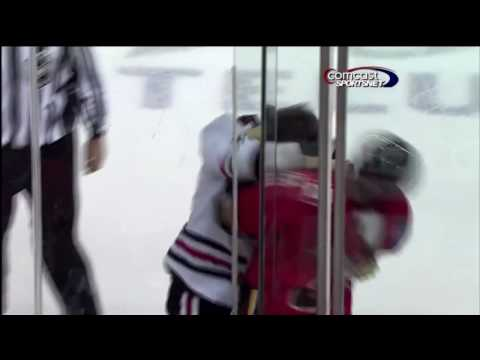 Dion Phaneuf vs. Brent Seabrook