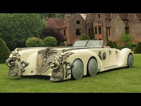 RAREST And Most EXPENSIVE Cars In The World!