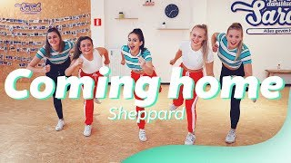 COMING HOME   SHEPPARD | Easy Dance Video | Choreography