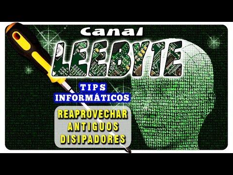 Tips Informáticos - Reaprovechar / Reutilizar antiguos disipadores
