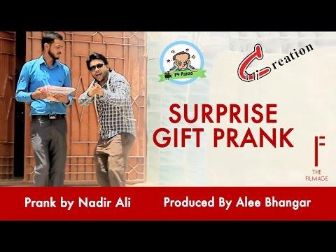 Surprise Gift Prank
