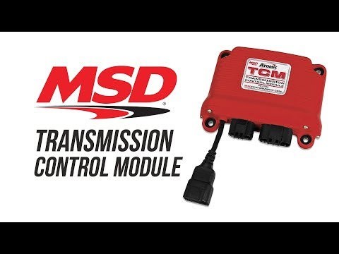 msd atomic transmission control module youtube button