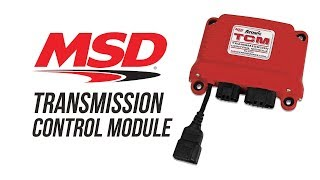 MSD Performance (2760): Atomic Standalone Transmission Control Module