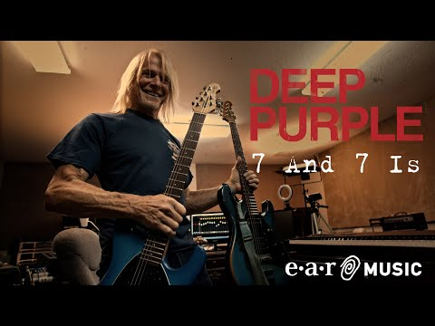 """Deep Purple """"7 And 7 Is"""" - Official Music Video - New album """"Turning To Crime"""" out Nov 26"""