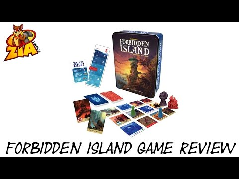 How to play Forbidden Island