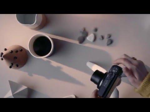 Myndavél Canon Powershot G7 X Mark II-Myndband
