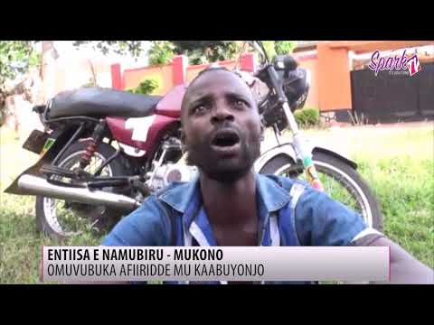 Omuvubuka afiridde mu kabuyonjo e Mukono