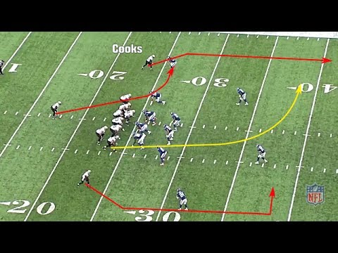 Film Room: Brandin Cooks' fit with the New England Patriots (NFL Breakdowns Ep 73)