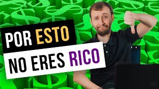 Video: La Verdadera Razón Por La Cual La Mayoría De Las Personas Nunca Consigue Riqueza Financiera