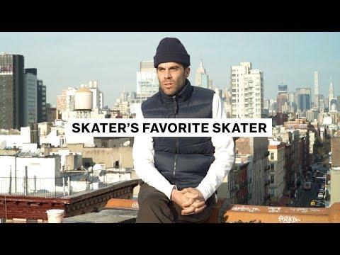 Skater's Favorite Skater | Steve Brandi | Transworld Skateboarding
