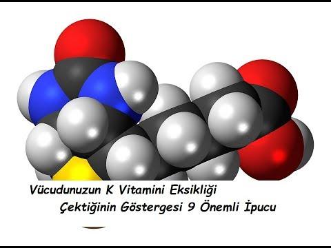 Vücudunuzun K Vitamini Eksikliği Çektiğinin Göstergesi 9 Önemli İpucu