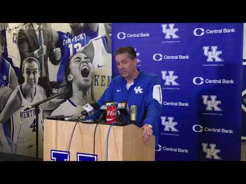 John Calipari doesn't believe anything has changed with UK's recruiting