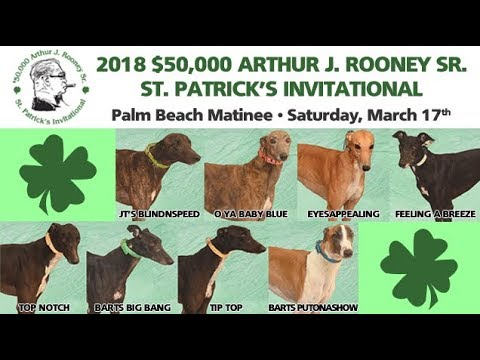 Palm Beach 2018 Arthur J. Rooney, Sr. St Patrick's Invitational