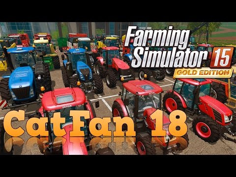 Farming Simulator 15 Gold Edition, JCB, ItRunner Download Free [TORRENT]