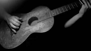 Video Rainy Season Blues (bottleneck guitar)
