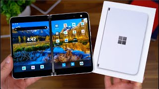 Microsoft Surface Duo Unboxing!