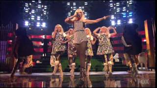 Gwen Stefani - Wind It Up [Billboard Music Awards 2006] High Definition