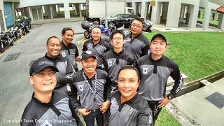 Team Diversion Wedding Escort 14th May 2017