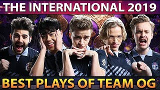 OG's Miraculous #TI9 Victory - First Ever BACK TO BACK 2x TI Champion In The History of Dota 2