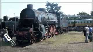 preview picture of video 'FERROVIE ITALIA - Anni 2010 - Ottobre 2012 - D.L.F. Pistoia'