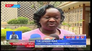 Monday Night News full bulletin part two: The gender rule - 17th April,2017