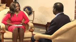 Raila Odinga; Even Jubilee MP's are also fed up with IEBC.