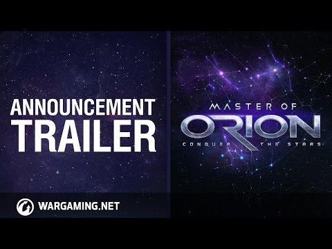 Master of Orion Announcement Trailer thumbnail
